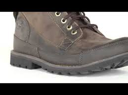 timberland men u0027s earthkeepers 6 in leather boot youtube