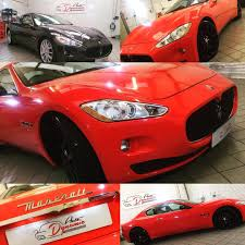 maserati wrapped maserati granturismo in for a full vehicle vinyl wrap make over