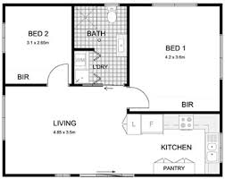 Two Bedroom Granny Flat Floor Plans Granny Flat Builders Blacktown