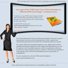 email presentation template business presentation free html e mail