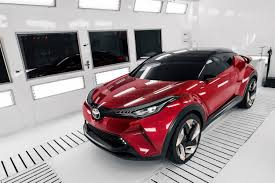 toyota new c hr toyota u0027s new c hr concept is anything but boring u2013 richmond hill