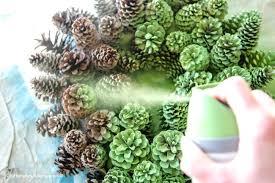 pine cone wreath a pine cone wreath wreth wreth beautiful diy pinecone wreath