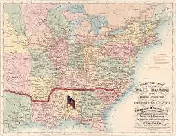 Railroad Map Of Usa by 1890 Map Of Railroad Expansion Across The Us Maps Pinterest Our