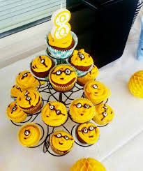 Minions Candy Buffet by Minions Birthday Party Inspiration Living Four Seasons