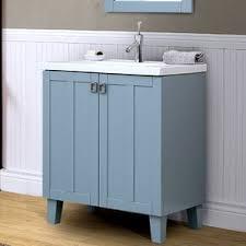 navy blue bathroom vanity wayfair
