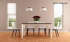 dining rooms decor ideas in classic and modern combination