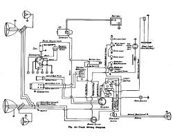 electrical wiring diagram for 1942 chevrolet trucks u2013 circuit