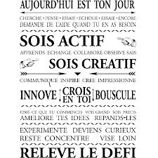 sticker aujourd u0027hui est ton jour stickers citations français