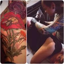 portrait tattoo by d u0027lacie optic nerve arts portland or