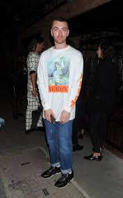 sam smith fan club what s happened to sam smith singer looks unrecognisable as he