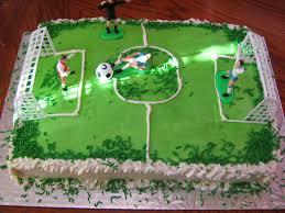 soccer cake soccer field cake when feta met olive