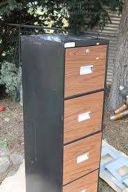 metal filing cabinet makeover night garden blog industrial file cabinet makeover part two