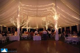 party lights rental big tent events tent lighitng and decor rentals and ideas