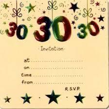 30th birthday party invites vertabox com