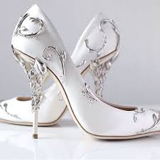 wedding shoes heels best 25 white wedding shoes ideas on bridal heels