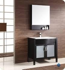 Bathroom Vanity Mirrors With Medicine Cabinet Bathroom Vanity W Medicine Cabinet Fvn5136e Modern Creative Mirror