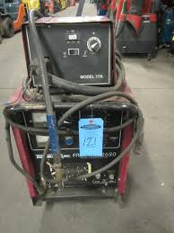 thermal arc fabstar 2620 mig welder with 17a welding wire feeder