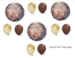amazon com deer hunting camouflage birthday party balloons favors