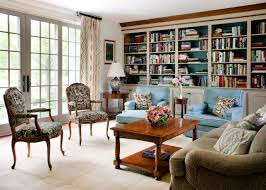dining room creative bookshelves with double hung window also