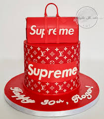 celebrate with cake lv supreme