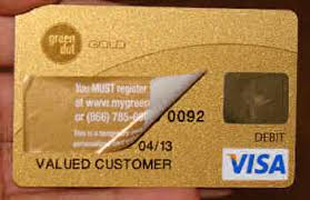 reloadable credit card complaint reloadable debit card isn t a gift card green dot corp