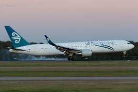 air new zealand set to retire their last 767 from march 2017