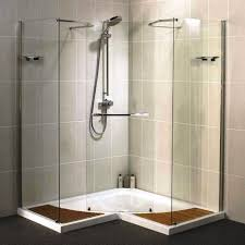 home decor shower stalls with glass doors small office interior