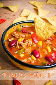 10 best chicken taco soup with ranch dressing recipes