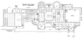 mansion floorplan biltmore house basement floorplan estate basements showy