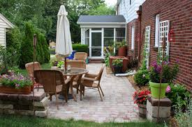Small Backyard Patio Ideas On A Budget by Russet Street Reno July 2011