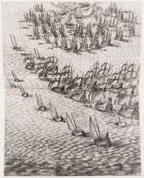 siege de siège de la citadelle st martin de l île de ré jacques callot