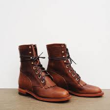 womens boots made in america chippewa s 8 lacer renegade from orn hansen