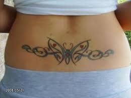 bolariku tattoos on hip