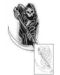 grim reaper tattoos and tattoo designs