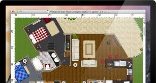 macdraft personal edition home floor plan and graphic design