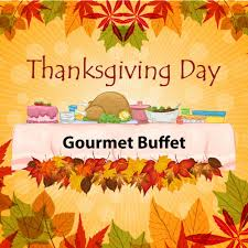 00 thanksgiving day buffet