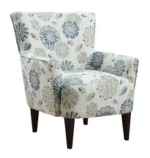 Teal Accent Chair Flower Power Accent Chair Callaway Teal