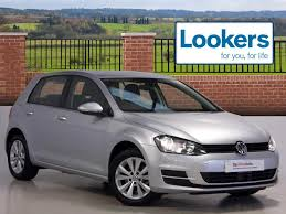 volkswagen cars list used volkswagen golf cars for sale motors co uk