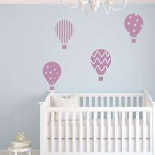 online get cheap balloon wall decals wallpaper aliexpress com hot air balloon vinyl wall stickers set transport wall decal kids bedroom home decor diy self