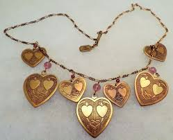 charm necklace vintage images 270 best pididdly links jewelry images conditioning jpg