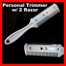 amazon com new hair trimmer razor blade trimming salon shaver ear