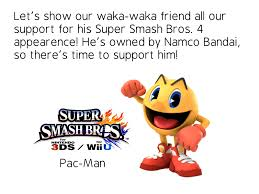 Pacman Memes - support pac man for super smash bros 4 by thewolfbunny on deviantart