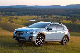subaru crosstrek 2017 2018 subaru xv first drive review a safer sleeker crossover for