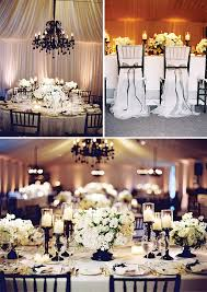 black and white wedding decorations picture of awesome ideas for a black and white wedding