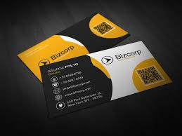 New Business Cards Designs Double Sided Professional Business Card Design By Yorgosf On