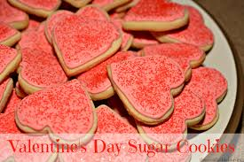 Valentine S Day Decorated Sugar Cookies by Valentine U0027s Day Sugar Cookies The Cookin Chicks