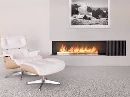 what is an ethanol fireplace clean flames