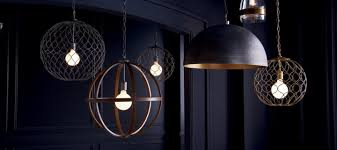 lighting fixtures and home lighting crate and barrel lamp art