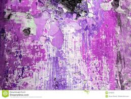 purple paint grunge wall with peeling purple paint stock image image of