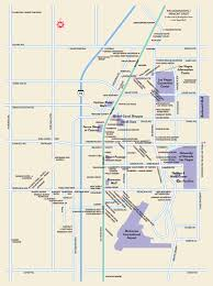 Map Of The Strip Las Vegas Tunnel Map Virginia Map